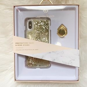 Nanette Lepore | Protective IPhone Case + Ring